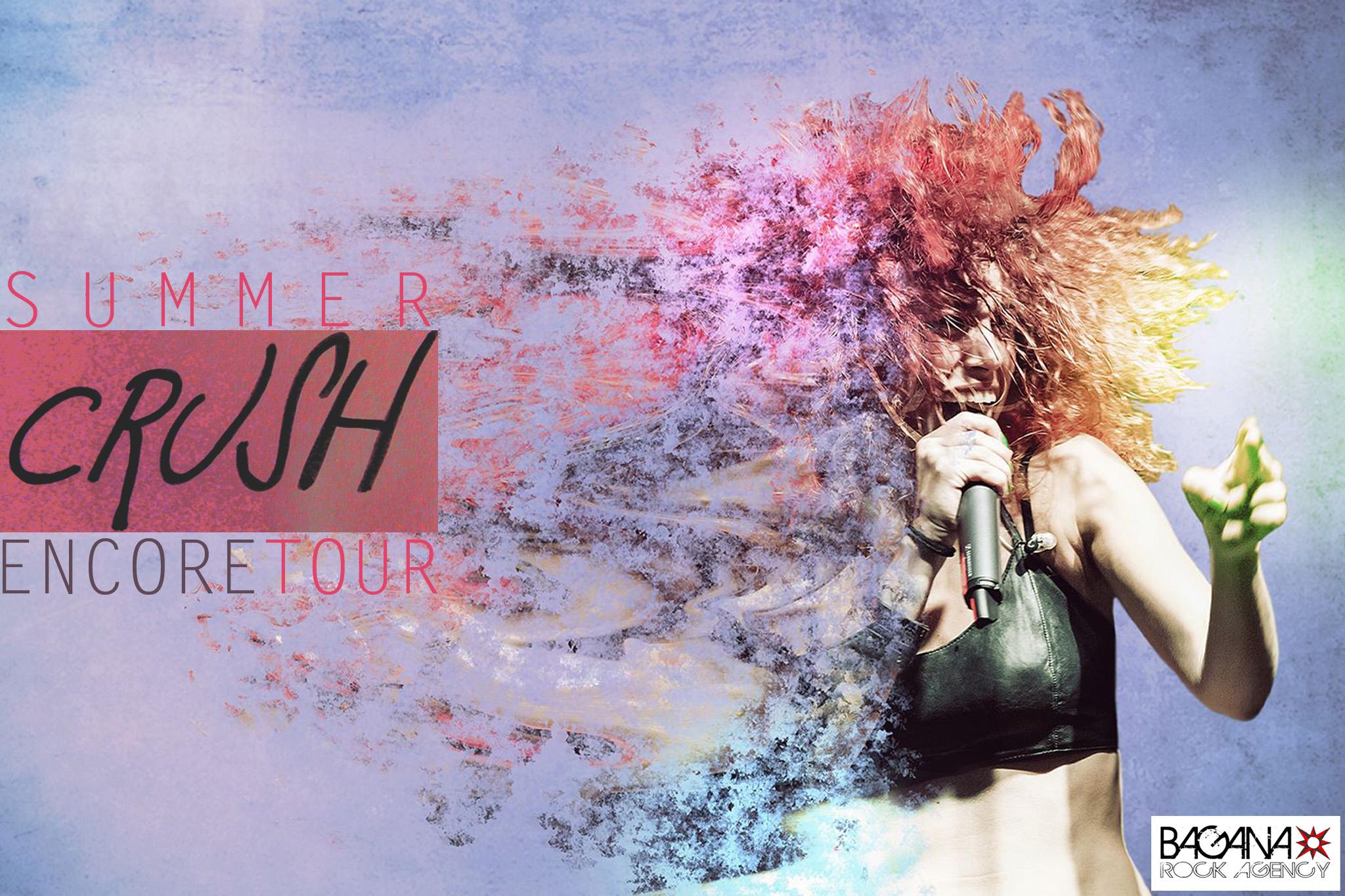 Alteria Summer Crush / Encore Tour / Estate 2015